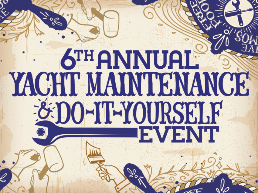 2016 YACHT MAINTENANCE EVENT