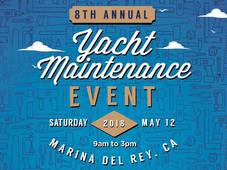 2018 YACHT MAINTENANCE EVENT