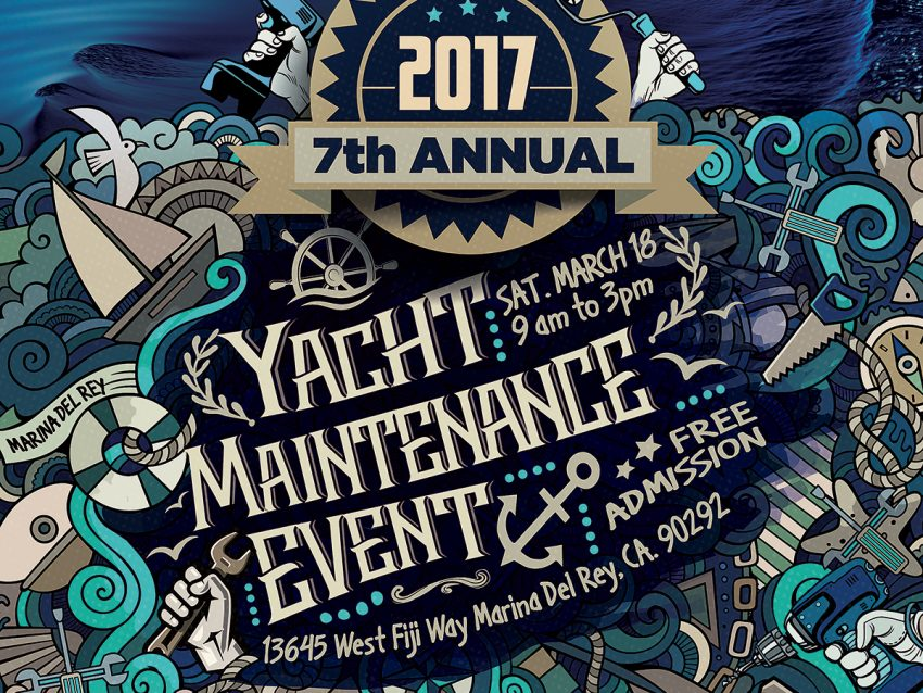 2017 YACHT MAINTENANCE EVENT