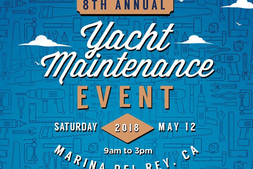 2018 YACHT MAINTENANCE EVENT